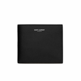 Saint Laurent Classic Paris East/West Wallet - Black