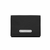 Saint Laurent Id Compact Wallet - Black