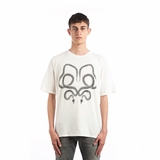Saint Laurent Serpents T-shirt - White