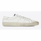 Saint Laurent Signature Court Classic Surf Sneaker - White