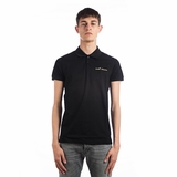 Saint Laurent Sweet Dreams Polo Shirt - Black