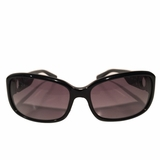 Salvatore Ferragamo Square Sunglasses - Black