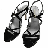 Sergio Rossi Scarpe Donna Sandals - Black