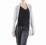 Shae Medium Cardigan - Gray