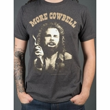 SNL Will Ferrell More Cowbell Graphic Tee - Brown