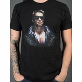 Terminator Graphic Tee - Black