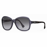 Tod's 0028/20B Transparent Gradient Sunglasses with Case  Gray