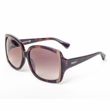 Tod's 0040/52F Havana Gradient Sunglasses with Case - Brown