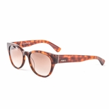 Tod's 0060/52F Light Havana Gradient Sunglasses with Case - Brown