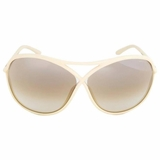 Tom Ford Oversized Sunglasses - Ivory