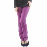 Trussardi Cotton Jeans Pants - Purple
