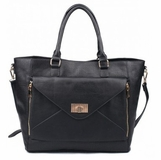 Urban Expressions Chandra Tote - Black