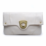 Urban Expressions Chelsea Clutch - Ivory