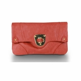 Urban Expressions Chelsea Clutch - Rust