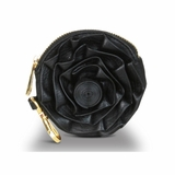 Urban Expressions Colleen Coinbag with Key Ring - Black
