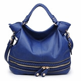 Urban Expressions Dakota Bag - Blue
