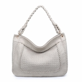 Urban Expressions Danica Bag - Bone