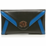 Urban Expressions Foxy Clutch - Black