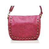 Urban Expressions Groove Crossbody Bag - Magenta