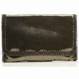 Urban Expressions Joy Clutch Messenger Bag - Charcoal