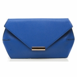 Urban Expressions Jubilee Clutch Bag - Blue