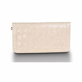 Urban Expressions Kate Woven Clutch - Natural