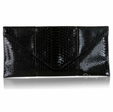 Urban Expressions Large Bailey Clutch - Black