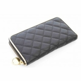 Urban Expressions Mayfair Zip Around Wallet Black