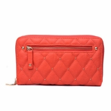 Urban Expressions Parker Ziparound Wallet - Coral