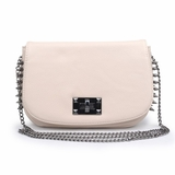 Urban Expressions Reagan Crossbody Bag - Cream