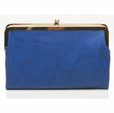 Urban Expressions Sandra Framed Wallet - Blue