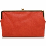 Urban Expressions Sandra Framed Wallet - Orange
