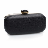 Urban Expressions Shelly Clutch - Black