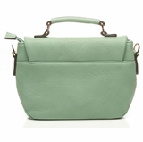 Urban Expressions Tessa Messenger Bag - Mint