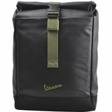 Vespa Backpack Bag - Black