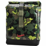 Vespa Backpack Military Camouflage - Multi-Color