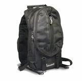 Vespa Basic Backpack - Black