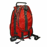 Vespa Basic Backpack - Red