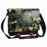 Vespa Messenger Bag Military Camouflage - Multi-Color