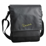 Vespa Mini Shoulder Bag - Black