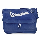 Vespa VPCV11 Canvas Bag - Blue