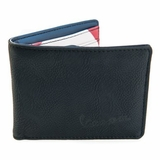 Vespa VPRL68 Eco-leather Wallet - Black