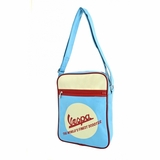 Vespa VPSB24 Messenger Bag - Light Blue