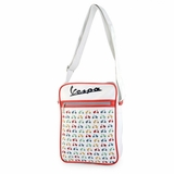 Vespa VPSB29 Messenger Bag - White