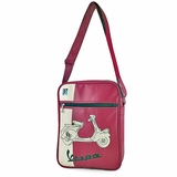 Vespa VPSB32 Messenger Bag - Red