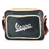 Vespa VPSB53 Messenger Bag - Black
