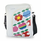 Vespa VPSB71 Messenger Bag - White