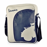 Vespa VPSB72 Messenger Bag - Blue
