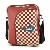Vespa VPSB73 Messenger Bag - Red
