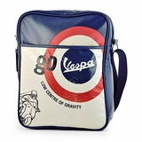 Vespa VPSB76 Messenger bag - Blue